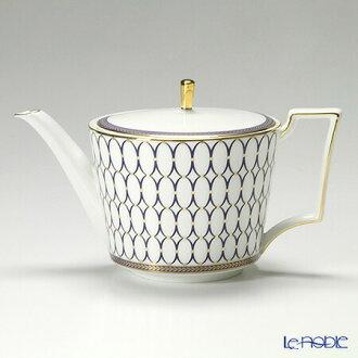 (韦奇伍德) 韦奇伍德文艺复兴时期黄金茶壶 1000 cc