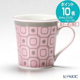 ウェッジウッド (Wedgwood) パラディオ マグ 300cc(ピンク) ウエッジウッド 結婚祝い 内祝い お祝い マグカップ おしゃれ かわいい 食器 ブランド