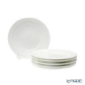 【クーポン】ウェッジウッド (Wedgwood) インタグリオ プチトレイ 12cm 5枚セット ウエッジウッド 結婚祝い 内祝い お祝い 白 プレート 皿 お皿 食器 ブランド