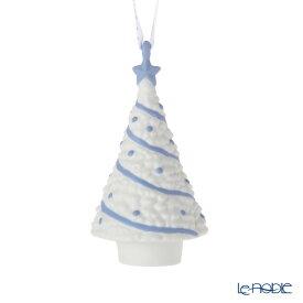 【ポイント10倍】ウェッジウッド (Wedgwood) ホリデイ オーナメント クリスマスツリー ブルー ウエッジウッド 結婚祝い 内祝い お祝い 飾り 装飾