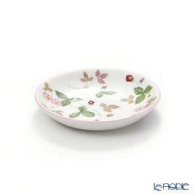 【ポイント10倍】ウェッジウッド (Wedgwood) ワイルドストロベリー カジュアル プチトレイ 10cm ピンク ウエッジウッド 結婚祝い 内祝い お祝い プレート 皿 お皿 食器 ブランド