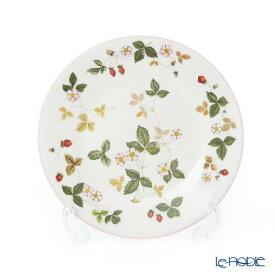 【ポイント10倍】ウェッジウッド (Wedgwood) ワイルドストロベリー カジュアル プレート 20cm グリーン ウエッジウッド 結婚祝い 内祝い お祝い 皿 お皿 食器 ブランド