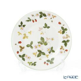 【ポイント10倍】ウェッジウッド (Wedgwood) ワイルドストロベリー カジュアル プレート 20cm ピンク ウエッジウッド 結婚祝い 内祝い お祝い 皿 お皿 食器 ブランド