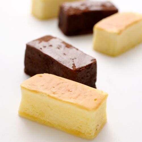 ルピノー 菓一座 北堀2412 ガトースフレ ショコラ/チーズ 12個入り