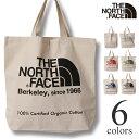 【セール】TNFオーガニックコットントート ノースフェイス トートバッグ エコバッグ THE NORTH FACE NM81908