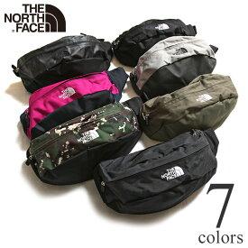 ノースフェイス スウィープ ウエストバッグ ウエストポーチ THE NORTH FACE Sweep NM71904 国内正規品