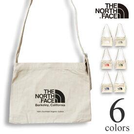 【超特価セール/返品交換不可】ノースフェイス ミュゼットバッグ オーガニックコットン ショルダーバッグ THE NORTH FACE Musette Bag NM82041