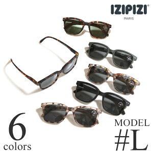 IZIPIZI イジピジ サングラス #L SUN see concept シーコンセプト メガネ 眼鏡 老眼鏡 グレーレンズ ウェリントン