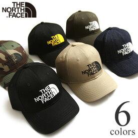 ノースフェイス TNFロゴキャップ 帽子 ベースボールキャップ THE NORTH FACE NN02044