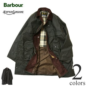 KAPTAIN SUNSHINE キャプテンサンシャイン Stand Collor Travellor Coat バブアー別注モデル Barbour KS9FBB01