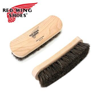 紅翼馬頭髮刷紅翼 97106 純護理用品清潔用品皮革保養皮革靴子工程師愛爾蘭塞特犬佩科斯