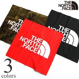 【超特価セール/返品交換不可】THE NORTH FACE ザ ノースフェイス TNFロゴバンダナ NN21901