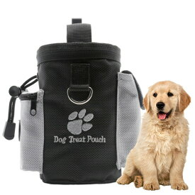 送料無料 犬 おやつケース 子犬 ペット トリーツポーチ おやつ入れ トリーツケース しつけ トレーニング お散歩