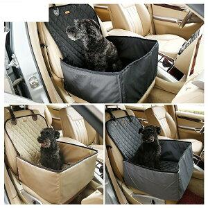 ドライブボックス 小型犬 ペット ドライブ ペット用品 中型犬 ペットキャリー 犬用 お出かけ ベッド ドライブシート ボックス 車用 カーシート 旅行 バッグ コンパクト 折りたたみ ドッグ 猫