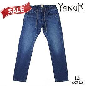 【New Arrival】YANUK ヤヌーク MEN'S ウィンター リゾートジーンズ 57293006 デニム ウエストループ メンズ 秋冬モデル 国内正規品 26400【送料無料】