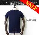 ZANONE(ザノーネ)/アイスコットン/半袖Tシャツ/コットン/春夏モデル/17820【送料無料】