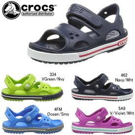 クロックス クロックバンド 2.0 サンダル PS crocs crocband 2.0 sandal PS 14854 キッズサンダル 子供 【正規品】【13〜19cm】【QHQH-33vphh】●