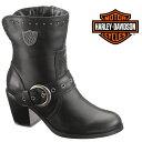 ハーレー・ダビッドソン レディース ブーツ Harley-Davidson CHERYL D83689 バイクブーツ ●【tnc】