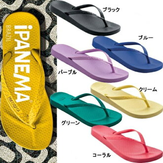 Ipanema flip flops Sandals ladies Ipanema Thong Sandal PM25197 rubber sandal thong sandal sannだru sandal-