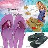 来自伊帕内玛凉鞋女孩心妇女沙滩凉鞋依帕内玛爱 III PM81165 橡胶凉鞋皮带凉鞋-