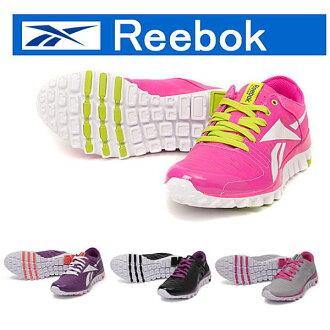 ribokkuriarufurekkusufuyujon TR Reebok REALFLEX FUSION TR J93850-J90333-J93849-J94989女士运动鞋ladies sneaker ●