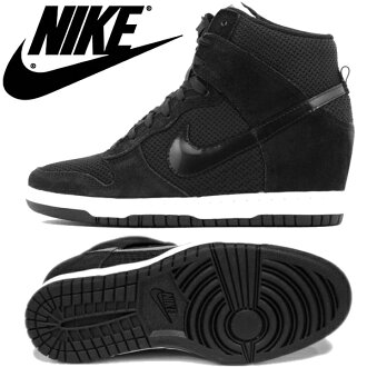 c4e2da6a9106 Nike sneaker high cut women s sneakers in her NIKE WMNS DUNK SKY HI  ESSENTIAL dunk sky high essential 644877-001 shoes Womens Shoes Sneakers  Nike-