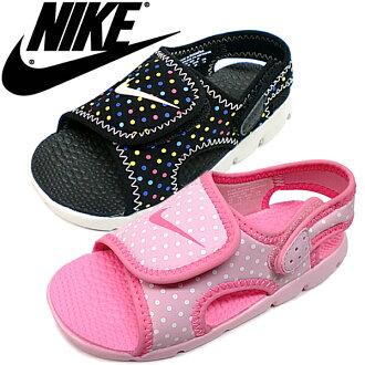 耐克婴儿孩子凉鞋耐克新蕾调整 4 TD 宝宝凉鞋小孩凉鞋-[fs3gm]