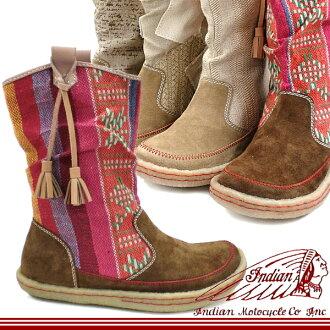 印度启动妇女 pecos 公司 ID 1255 印度运动鞋靴子女性女士靴子-