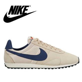 Wilmensprimontory all racer vintage NIKE WMNS PRE MONTREAL RACER VNTG 828436-100 OATMEAL/BINARY BLUE-SAIL-BLACK-TEAM ORANGE women's Nike-