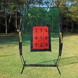 防球 ネット LH-003 硬式 軟式ソフトボール 防御 ネット 硬式 軟式 ソフトボール ピッチング ネット フィールディング ネット コントロールターゲット付き限定セット マルチネット 野球ネット リーディングヒッター 野球 ベースボール ソフトボール