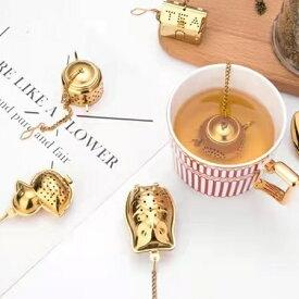 cesa beams ティーストレーナー 茶漉し 茶こし 紅茶 おしゃれ かわいい キッチン 雑貨 金メッキ ティータイム ギフト 和食器 和風 北欧 家族 プチギフト 粗品 卒園 卒業 新生活