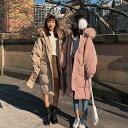 コート レディース 冬 ダウンコート 中綿 ロング 大きいサイズ 長袖 フェイクファー 中綿ロングダウンコート フード付…