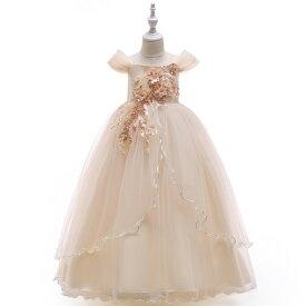 女の子 ピアノ 発表会 ドレス 子供 結婚式ドレス ピアノ発表会子供ドレス 結婚式 お呼ばれドレス スパンコール リボン キッズドレス