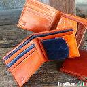 【再入荷分も完売間近】財布 メンズ 二つ折り イタリア革 二つ折り財布 メンズ【本革 carry 財布 サイフ 革 皮 メンズ…