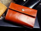[ヘッジホッグ]財布(三つ折れ)