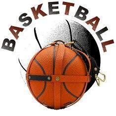 【第10弾】バスケットボール7号6号本革ボールホルダー