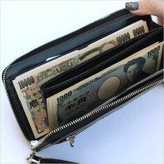 レディース長財布【DOT】