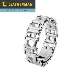 【公式】[日本正規品 25年保証] LEATHERMAN(レザーマン) TREAD LT(トレッドLT) マルチツール 時計 ブレスレット 工具 アウトドア ミリタリー