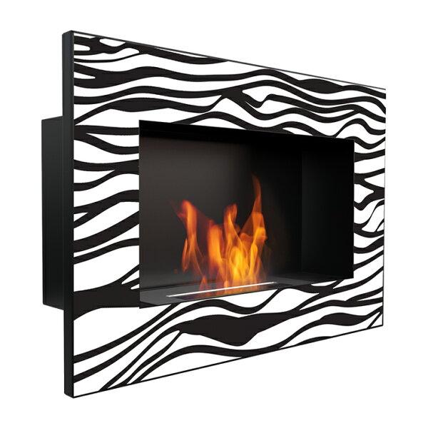 KRATKIクラトキDELTAデルタ壁掛け型暖炉バイオエタノール暖炉ストーブ暖房