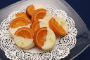 銀座スイーツリキュール香るバレンシアオレンジとホワイトチョコレートの組合せ『ガレットオランジェ・ホワイト』8個…