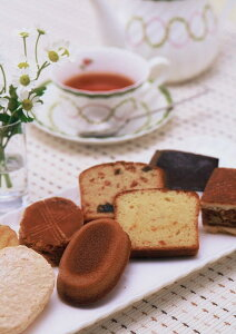 銀座ル・ブランのいろいろなお菓子が食べられる焼菓子お試しセット焼菓子8種16個詰合せ【内祝い】
