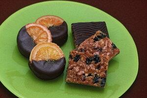 銀座ル・ブランのオレンジの甘味と皮の渋みが絶妙な『ガレットオランジェ』と最も長く愛されてきたお菓子『フロランティー』の計8個入り【内祝い】