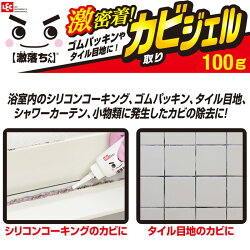 カビ取りジェルレック【激落ちくん】浴室防カビプラス