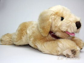 人形の吉徳ゴールデンレトリバーのぬいぐるみ S 42cm 犬雑貨 犬グッズ 癒しグッズ 犬のぬいぐるみ おもちゃ プレゼントにおすすめ ギフト贈り物 誕生日 記念日 動物 通販 楽天 お返し ルシアン