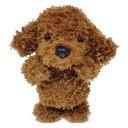 ちょこちょこ歩いて返事してくれるぬいぐるみ トイプードル 茶(動くおもちゃ ぬいぐるみ ウォーキングトーキングパピー 犬 イヌ 犬グッズ) 卒業式 プレゼント ギフト お返し ルシアン