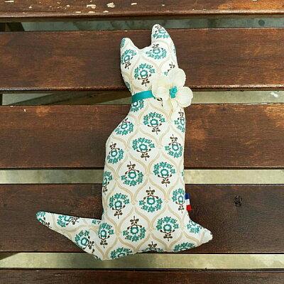 【猫オモチャ】【またたび入り】またたびプティミネット柄おまかせ(またたび入り猫ちゃんのおもちゃ)(猫のおもちゃねこネコ魚ネコ雑貨ネコグッズ)