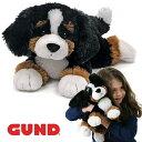 ぬいぐるみ 犬 バーニーズ リアル 大きい いぬ 手触りふわふわ 誕生日 プレゼント バースデー お祝い GUND ガンド ランダルドッグ