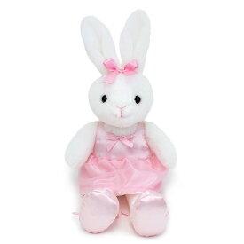 ぬいぐるみ うさぎ バレエ チュチュ バニーバレエ Lサイズ GUND ウサギ 発表会 誕生日 女の子 女性 プレゼント ギフト ルシアン