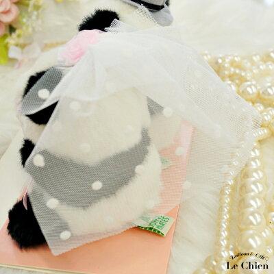 電報結婚式パンダのウェディングドール選べるメッセージバルーン祝電入籍祝い入籍記念日ウェディングドレス縁起が良いぬいぐるみバルーンお祝いウェディングギフトプレゼントウェルカムドールあす楽送料無料ルシアン