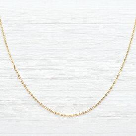 K14GF アズキチェーン ネックレス 40cm/45cm/50cm/60cm 14金ゴールドフィルド NA24